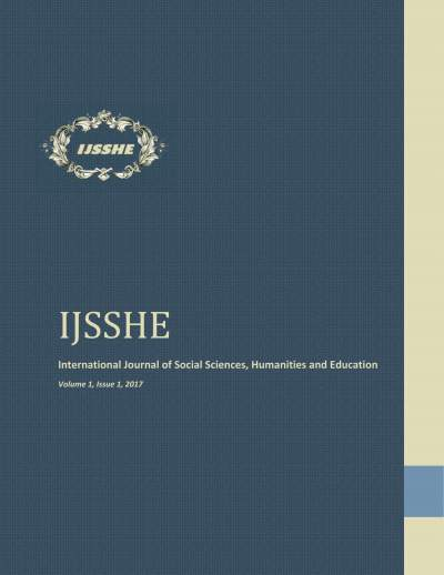 IJSSHE, Vol 1, Number 1, 2017